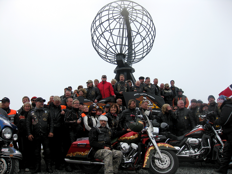 Om H.O.G. Arctic Chapter